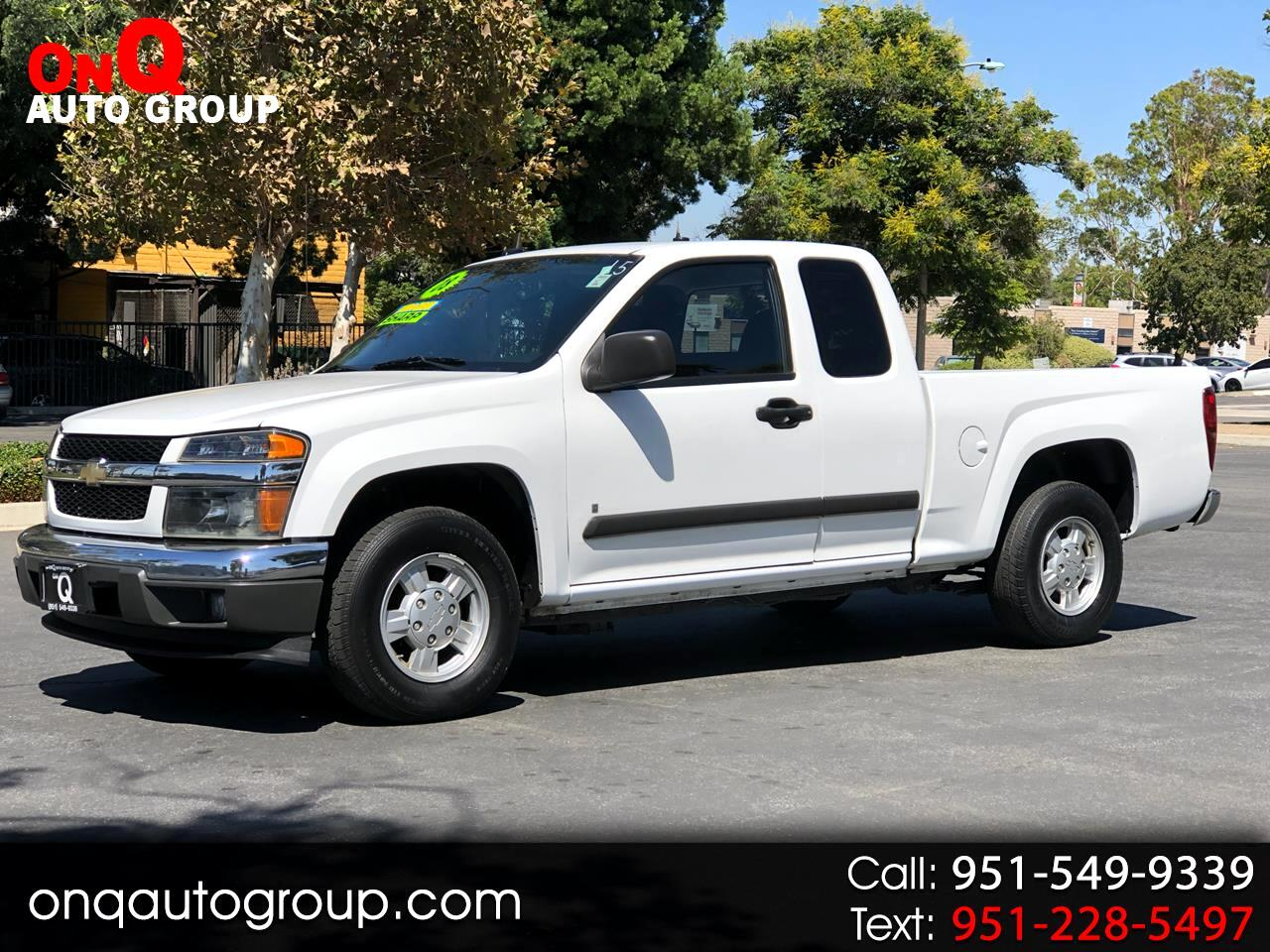 Used 2008 Chevrolet Colorado 2WD Ext Cab 125 9