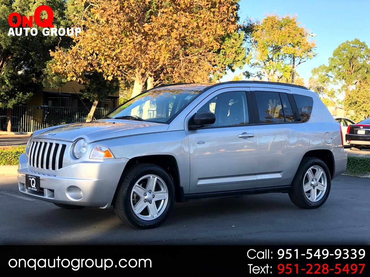 Jeep Compass FWD 4dr Latitude 2010