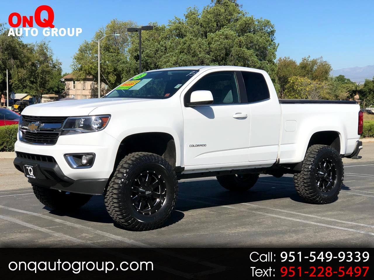 "Chevrolet Colorado 2WD Ext Cab 128.3"" LT 2015"