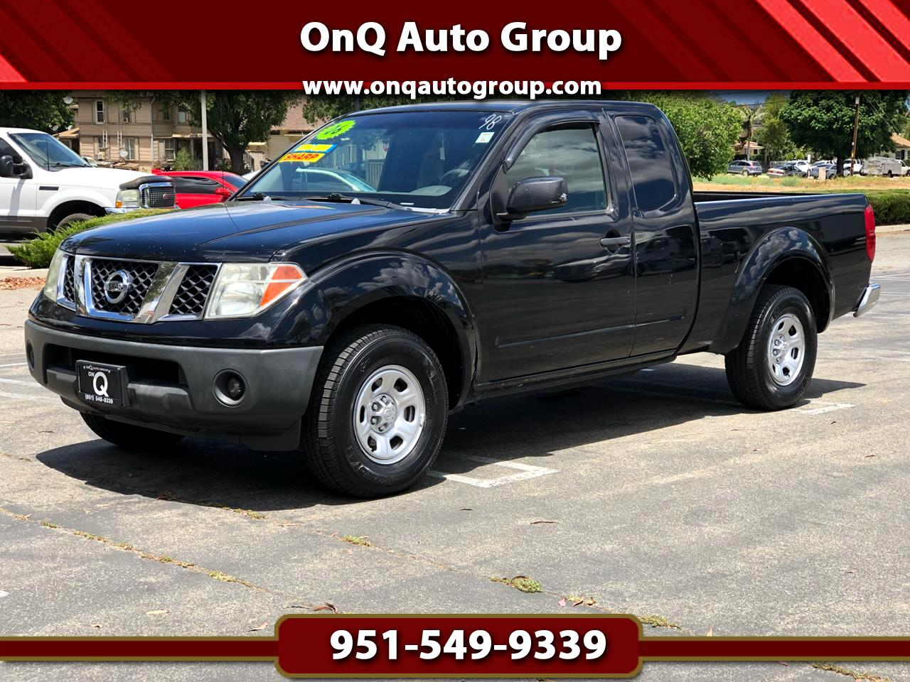 Nissan Frontier XE King Cab I4 Auto 2WD 2006