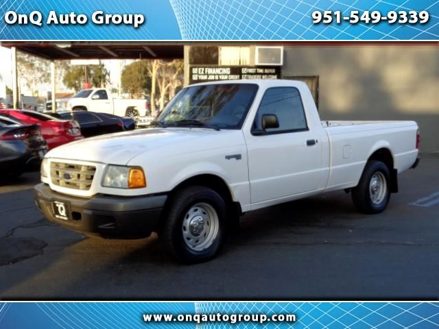 2002 Ford Ranger XL Long Box 2WD
