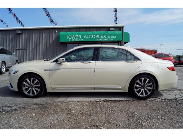 2018 Lincoln Continental Premier