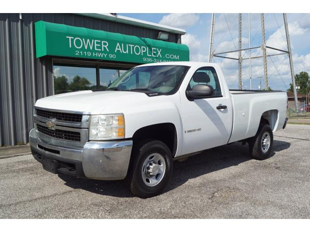 Chevrolet Silverado 2500HD Work Truck Long Box 2WD 2008