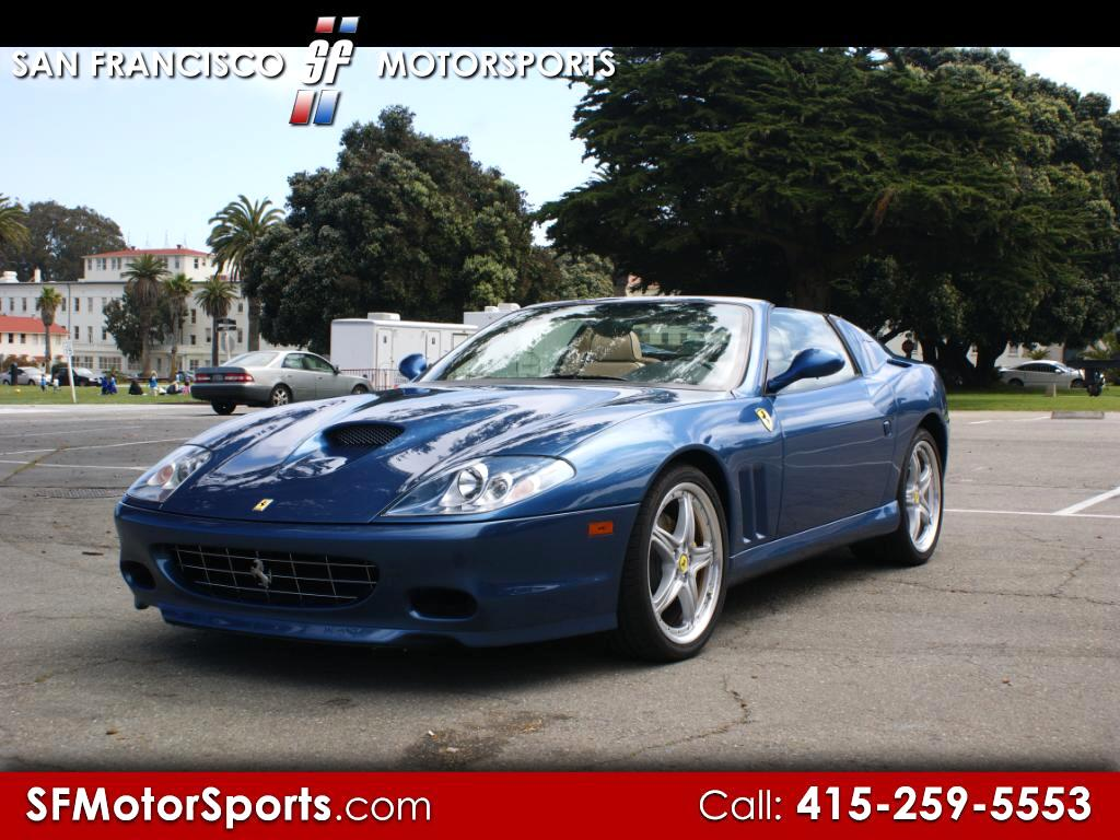 2005 Ferrari Superamerica Maranello