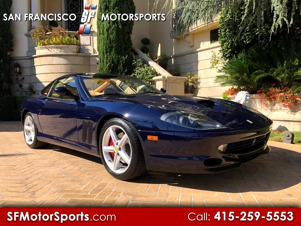 1999 Ferrari 550 Maranello Base