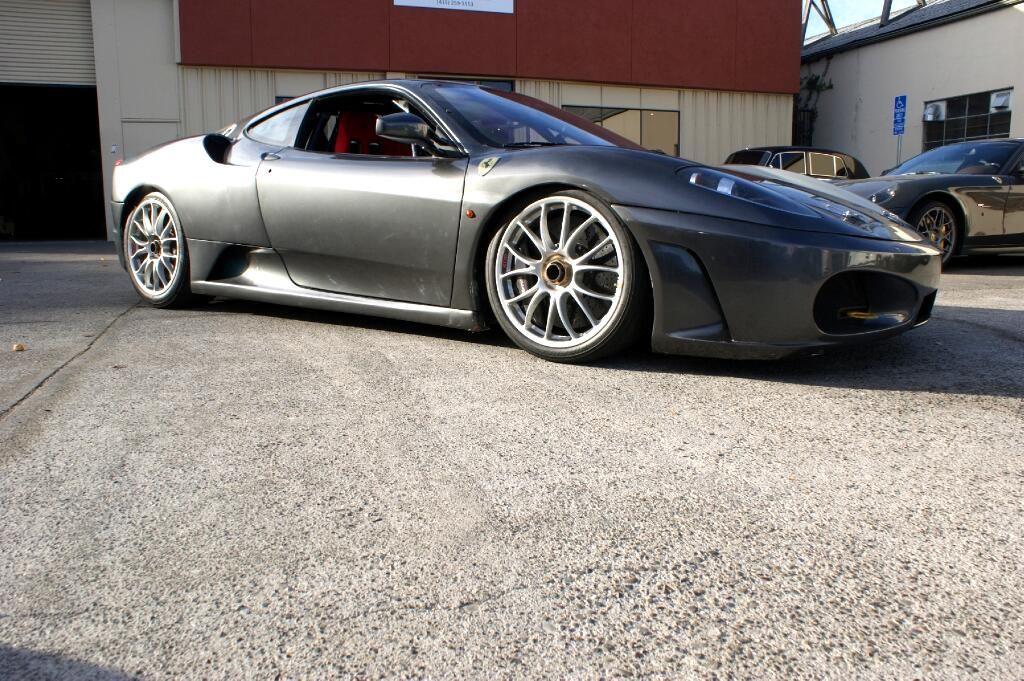 2008 Ferrari F430 Challenge Racecar - NOT STREET LEGAL