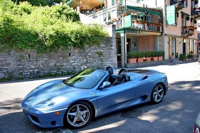 2001 Ferrari 360 Modena 6 Speed Manual