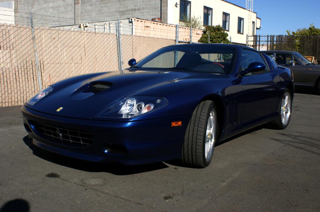 2005 Ferrari Superamerica Maranello F1