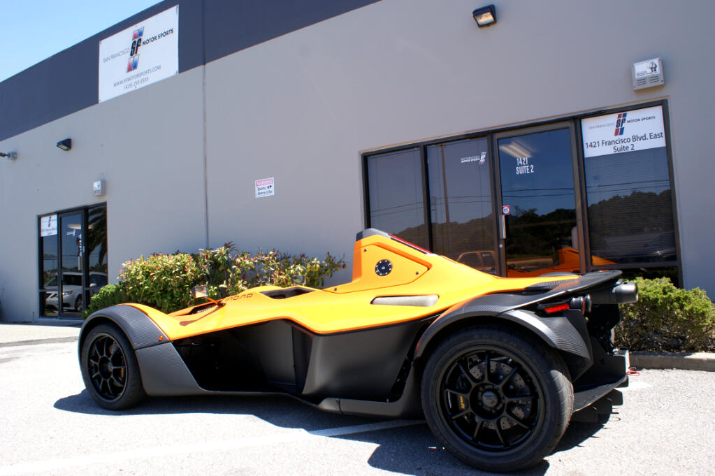 2014 BAC Mono Pearl Orange