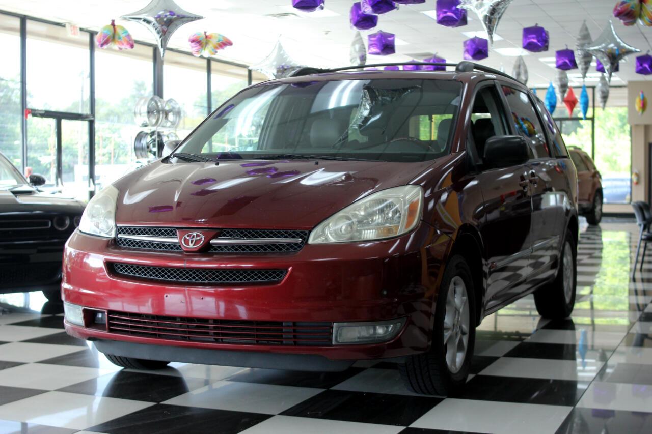2004 Toyota Sienna 5dr XLE AWD (Natl)