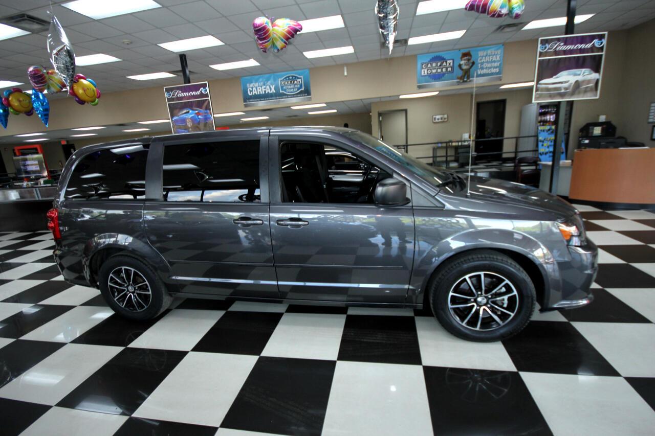 2015 Dodge Grand Caravan 4dr Wgn SE