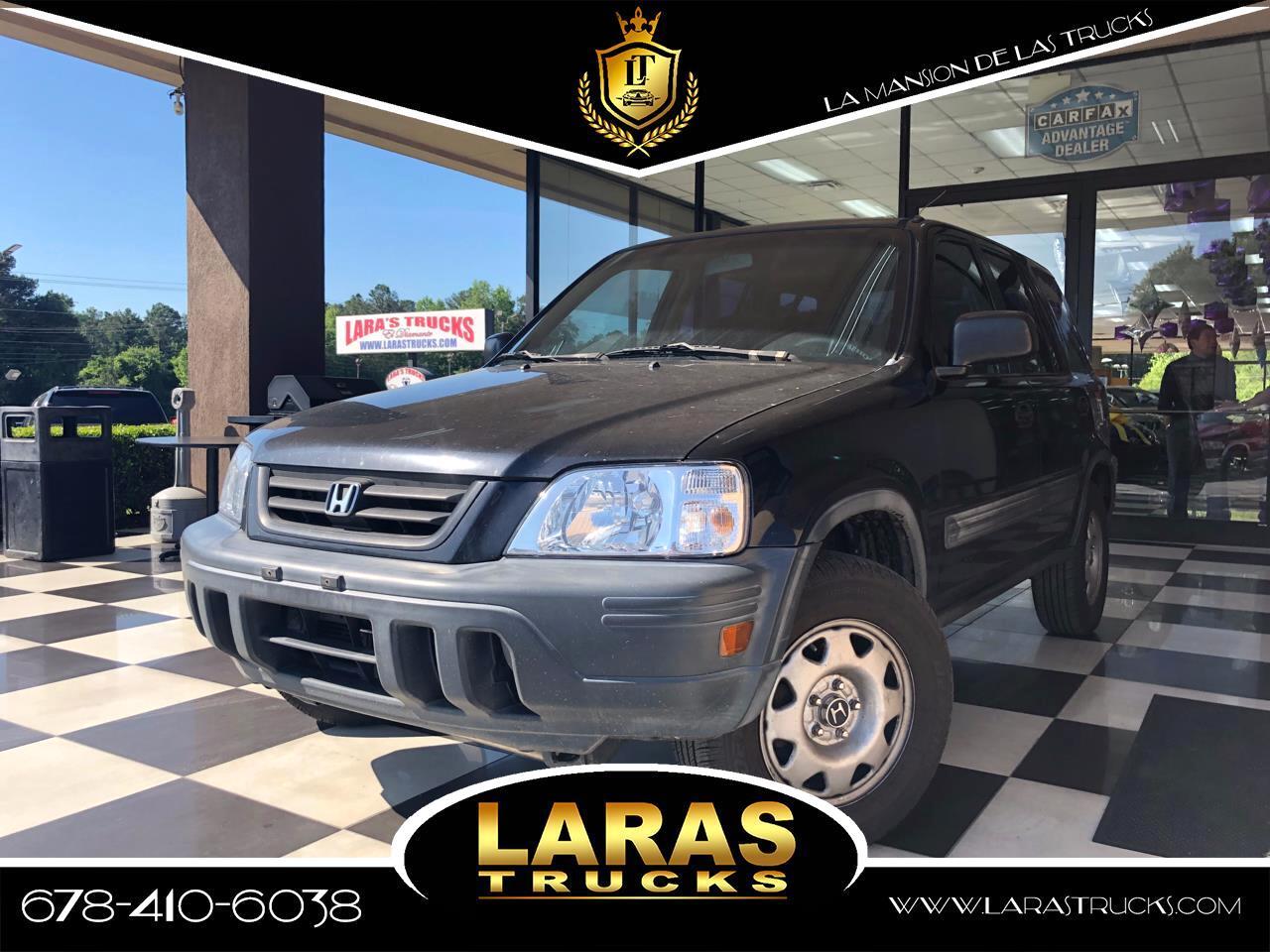 2001 Honda CR-V 2WD 5dr LX
