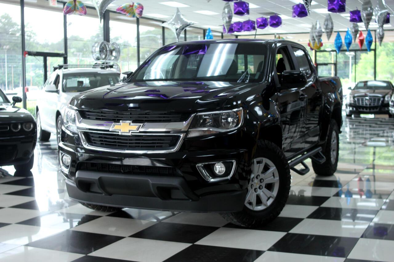 """2016 Chevrolet Colorado 2WD Crew Cab 128.3"""" LT"""