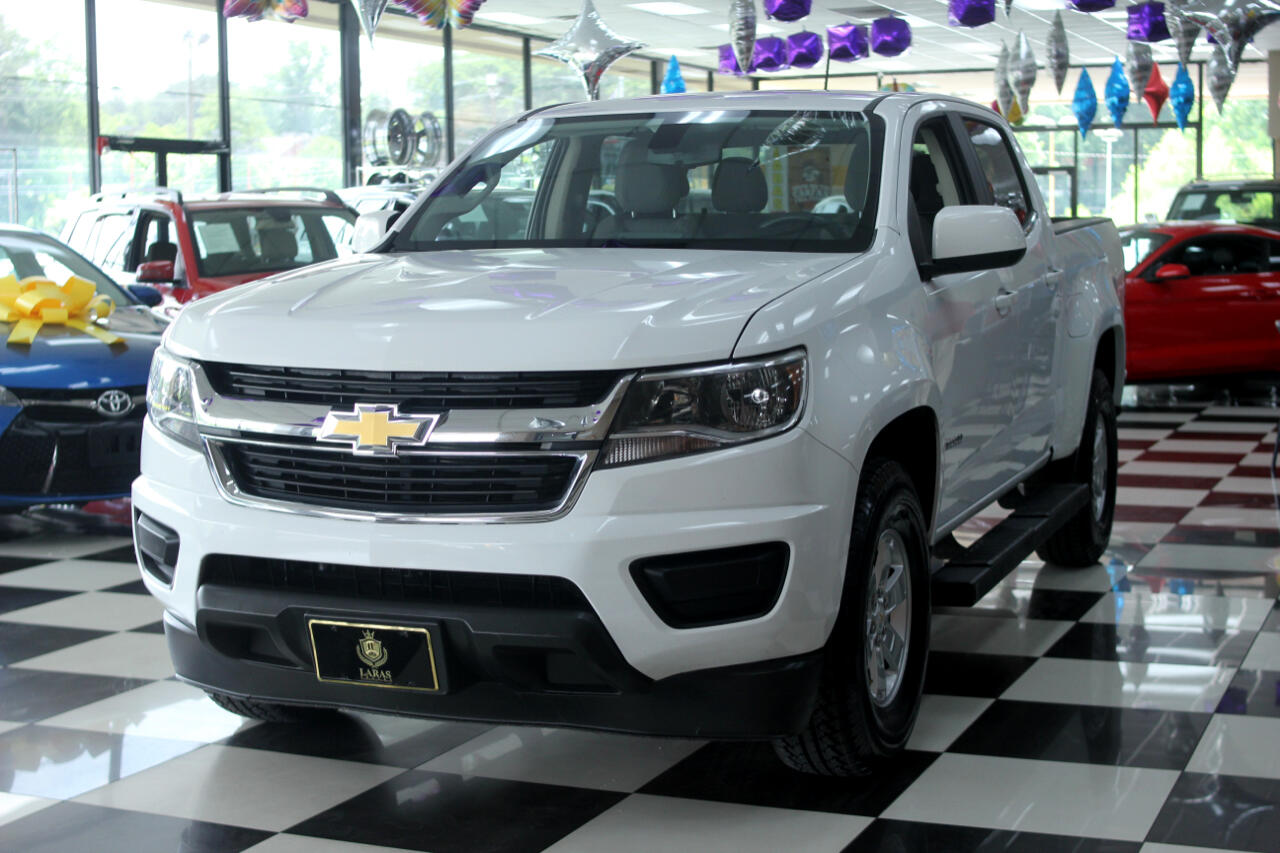 2016 Chevrolet Colorado 2WD Crew Cab 128.3