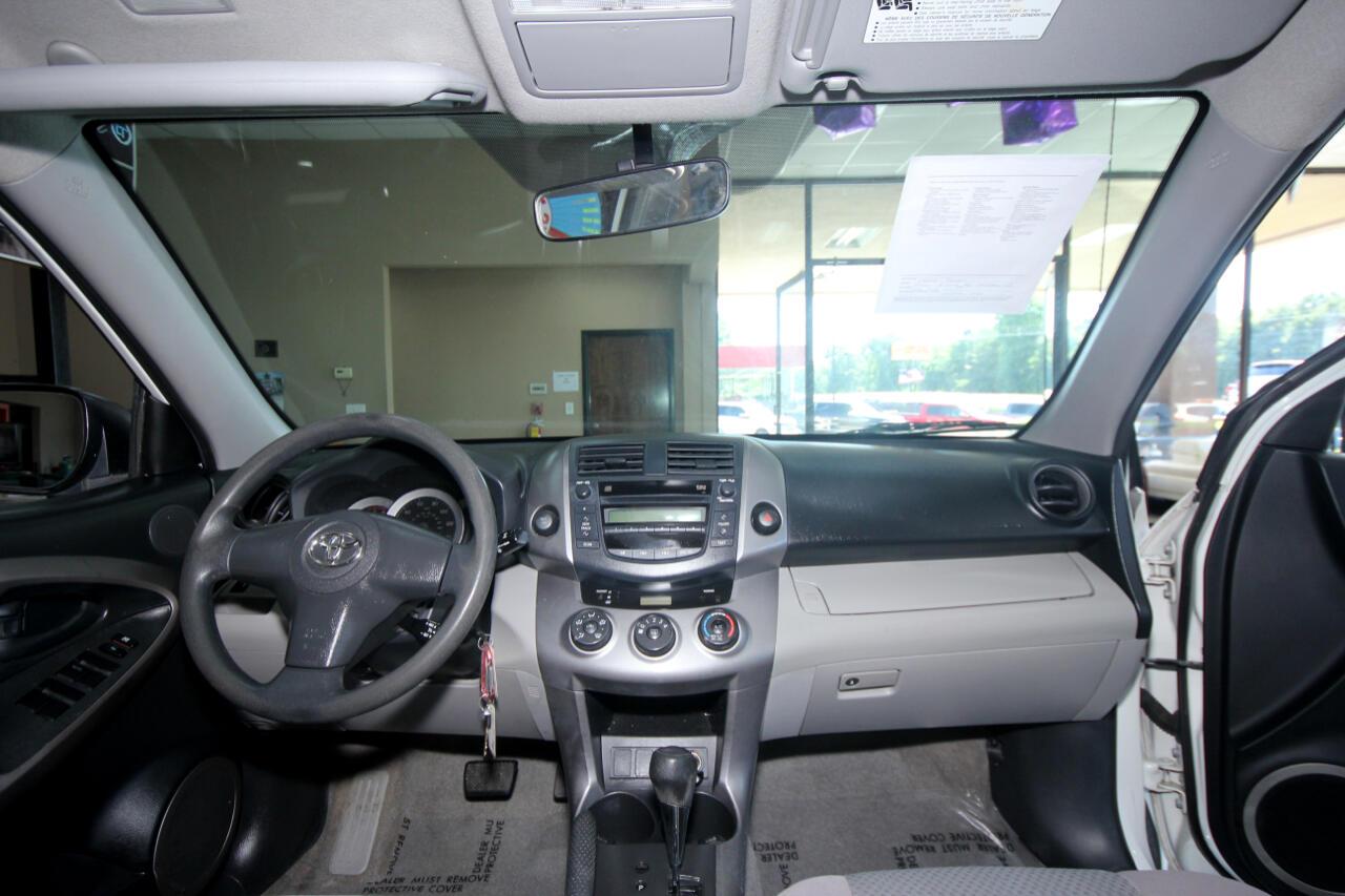 2007 Toyota RAV4 2WD 4dr 4-cyl (Natl)
