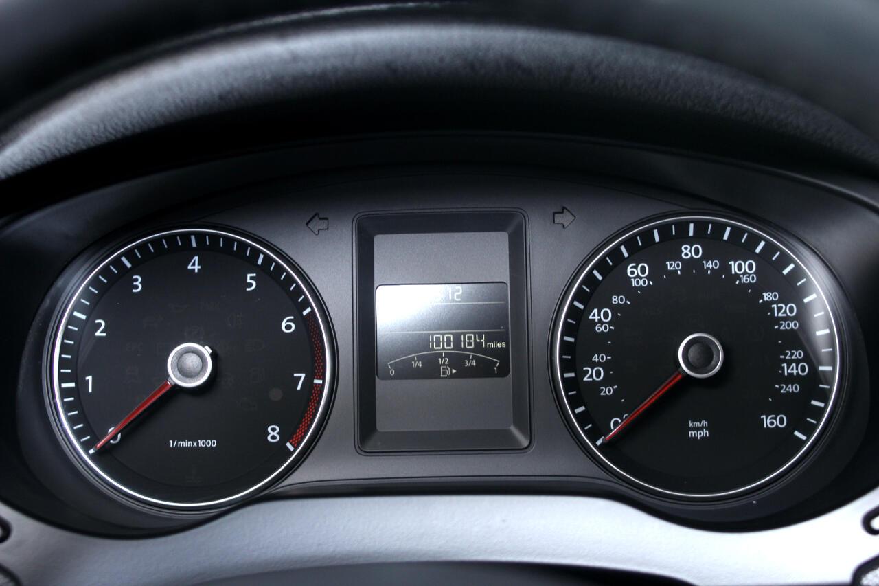 2014 Volkswagen Jetta Sedan 4dr Auto SE PZEV