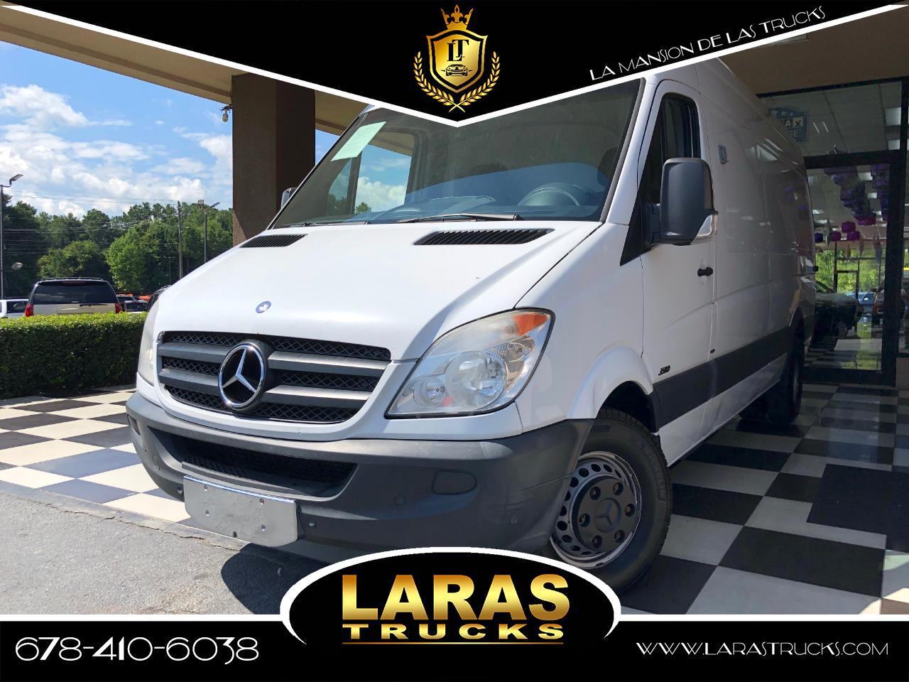 "2013 Mercedes-Benz Sprinter Cargo Vans 3500 170"""