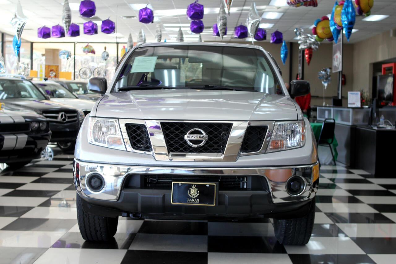 2012 Nissan Frontier 2WD Crew Cab SWB Auto SV
