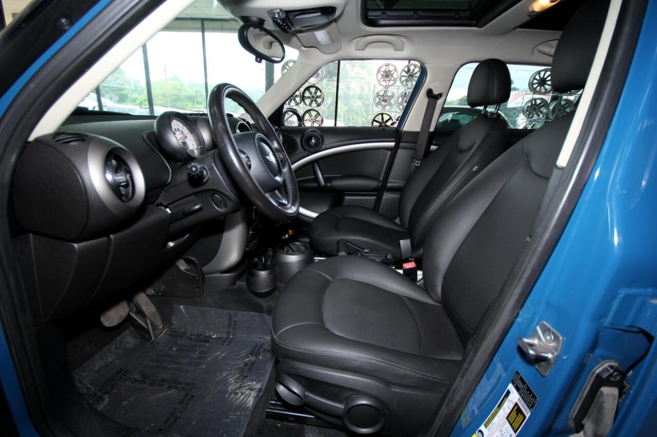 2011 MINI Cooper Countryman FWD 4dr