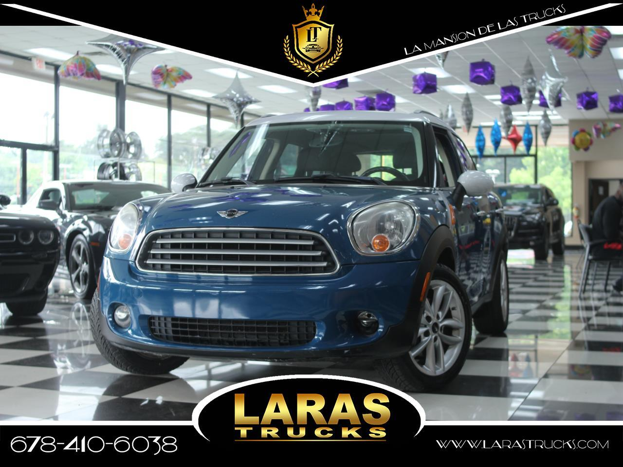 2011 MINI Cooper Countryman FWD 4dr