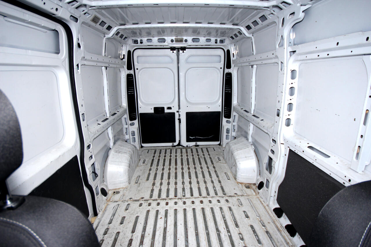 2016 RAM ProMaster Cargo Van 1500 High Roof 136