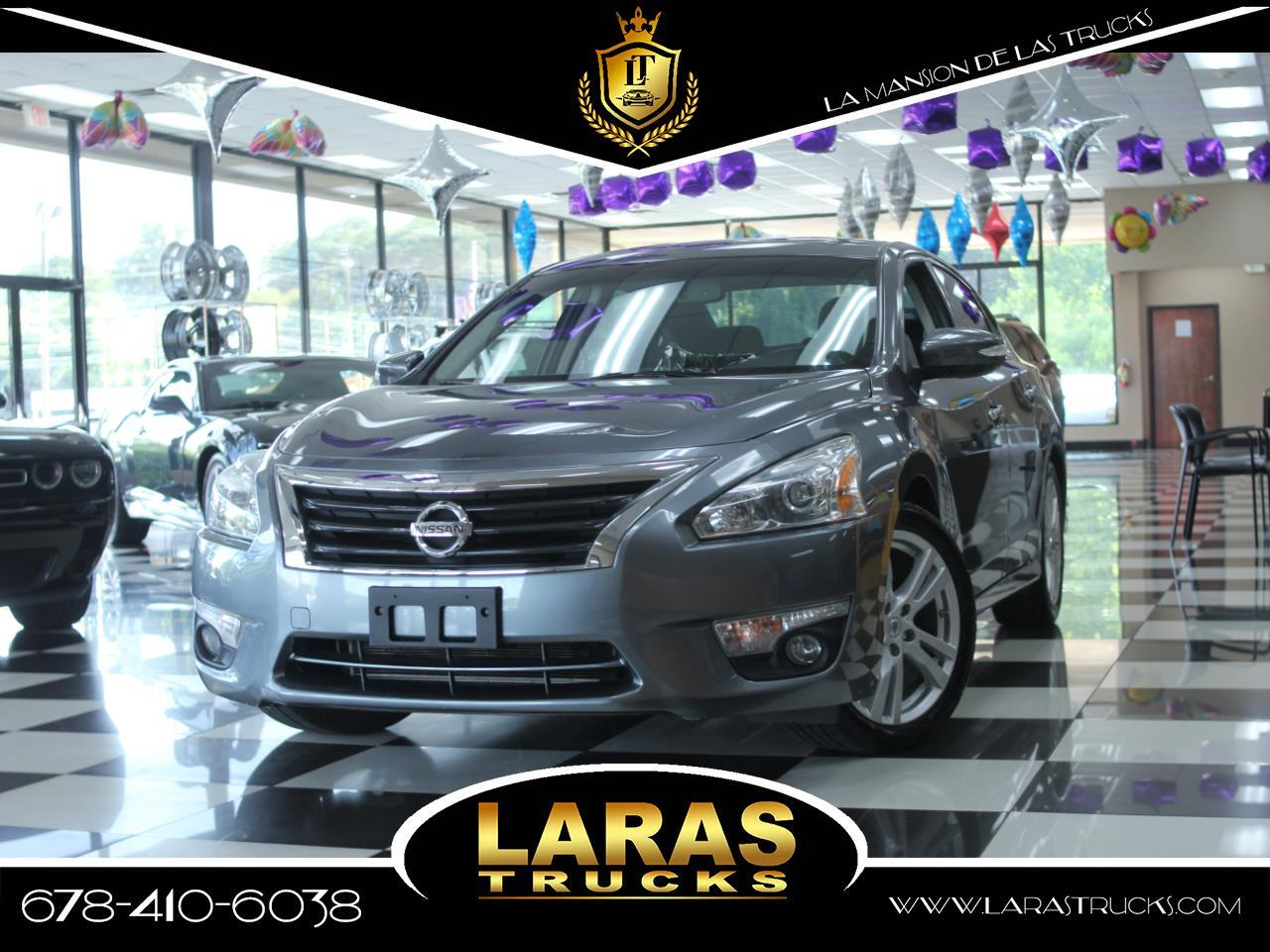 2014 Nissan Altima 4dr Sdn V6 3.5 SL