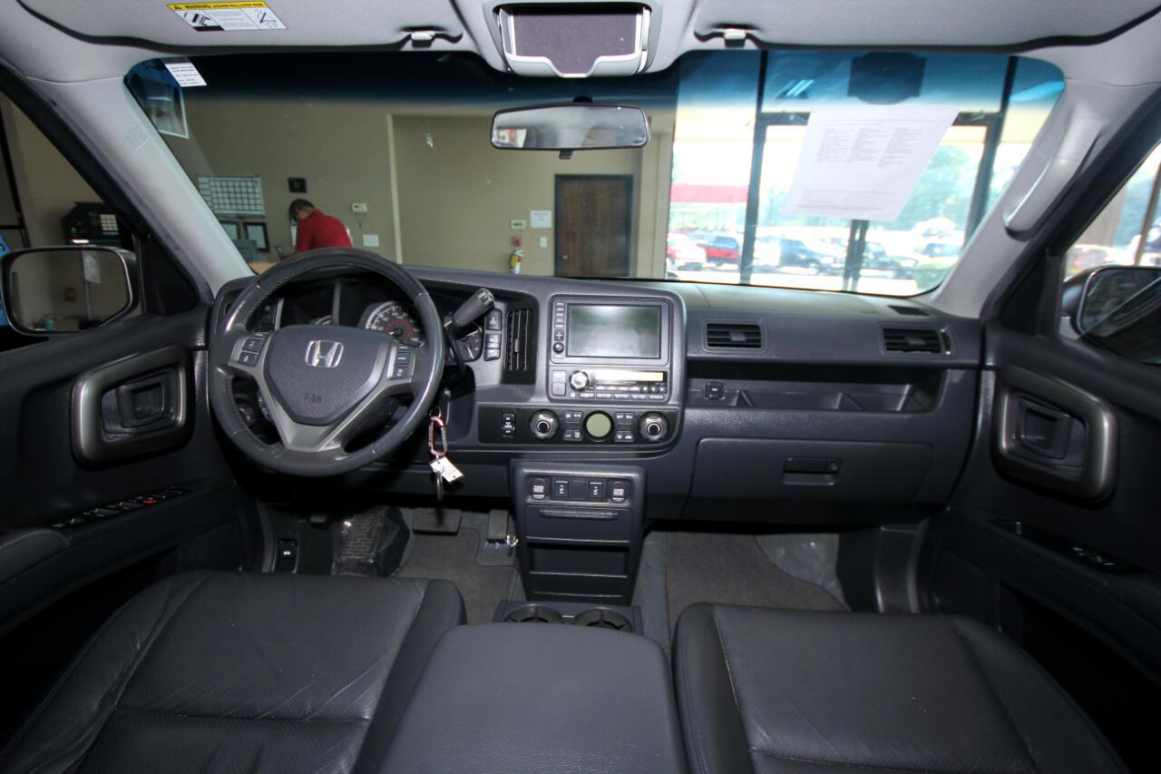 2009 Honda Ridgeline 4WD Crew Cab RTL