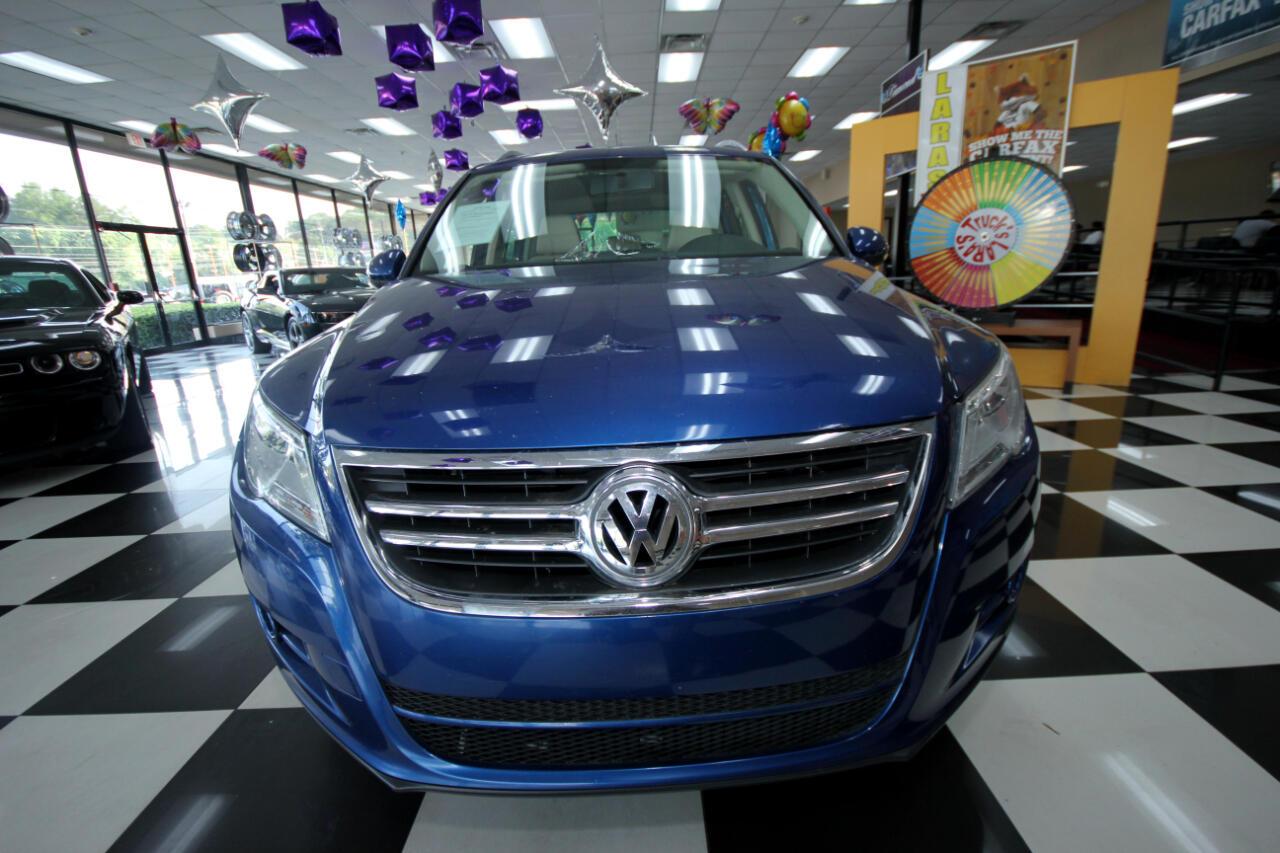 2009 Volkswagen Tiguan FWD 4dr SE