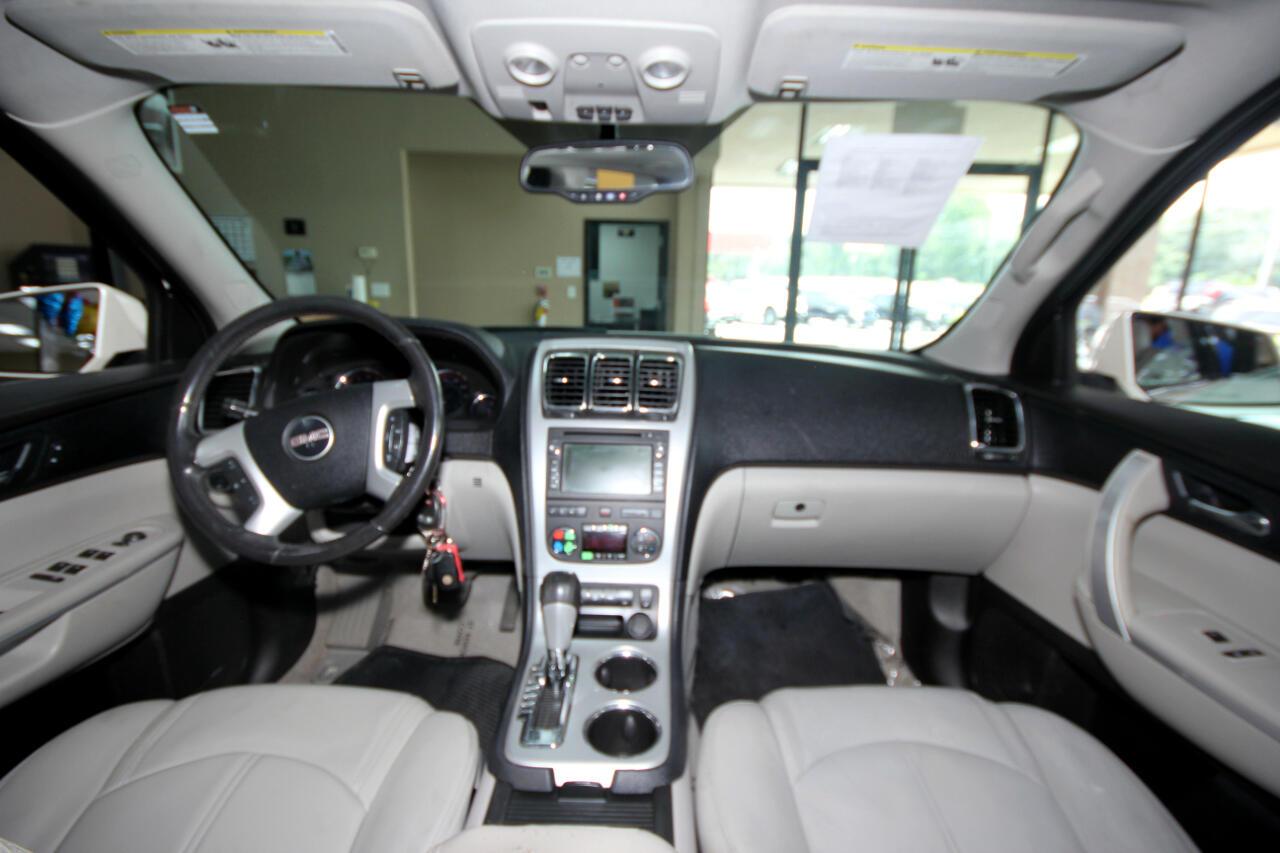 2010 GMC Acadia FWD 4dr SLT1