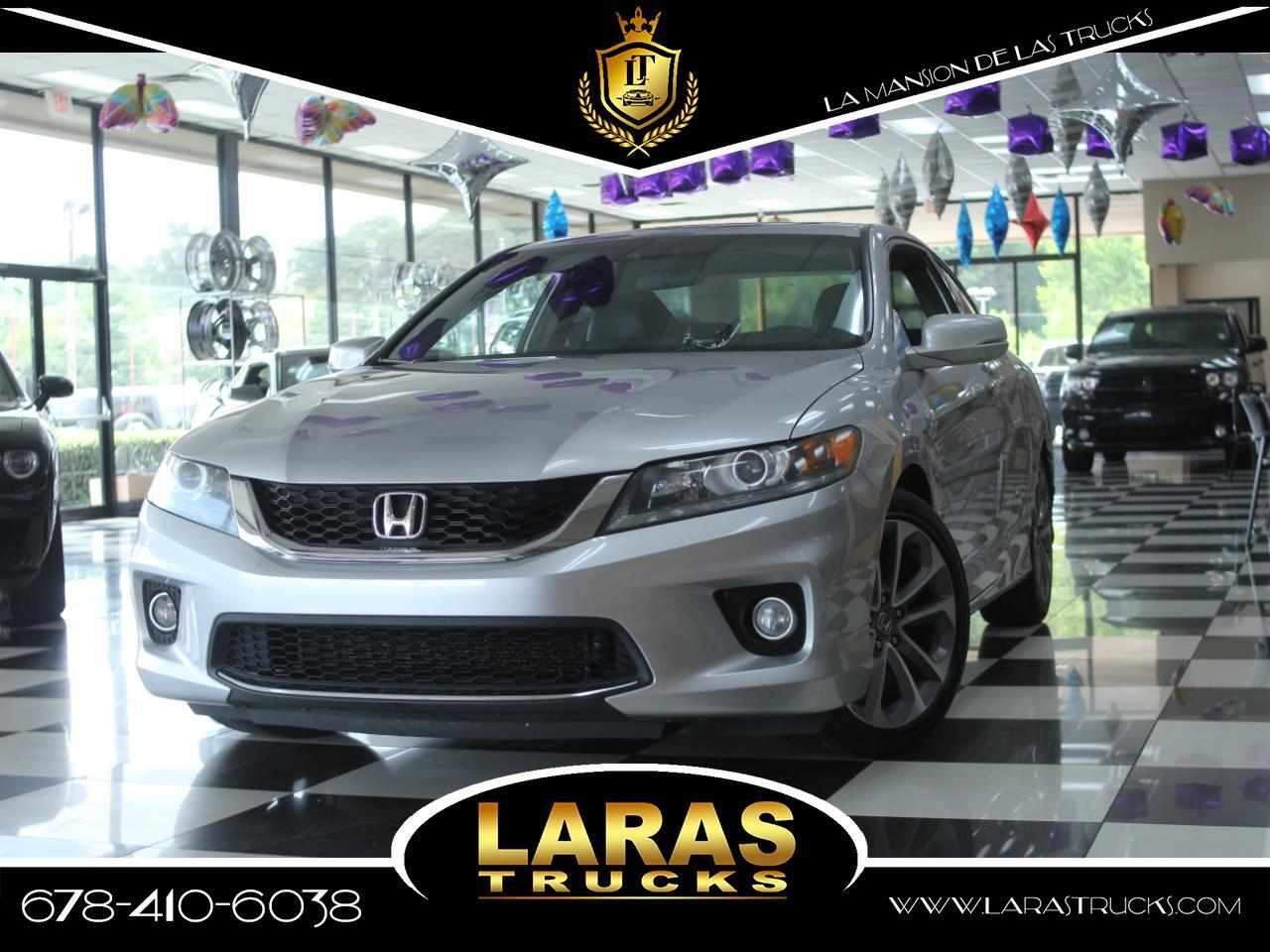 2014 Honda Accord Coupe 2dr V6 Auto EX-L