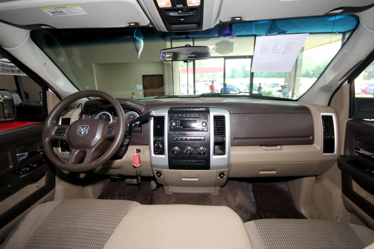 2012 RAM 2500 4WD Crew Cab 149