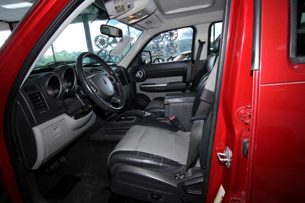 2007 Dodge Nitro 2WD 4dr SLT
