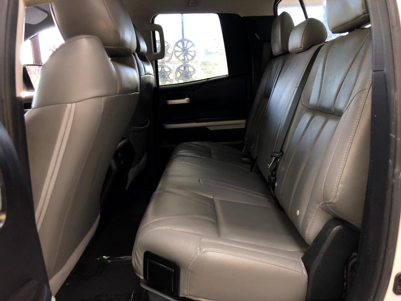 2014 Toyota Tundra 2WD Truck Double Cab 5.7L V8 6-Spd AT SR5 (Natl)