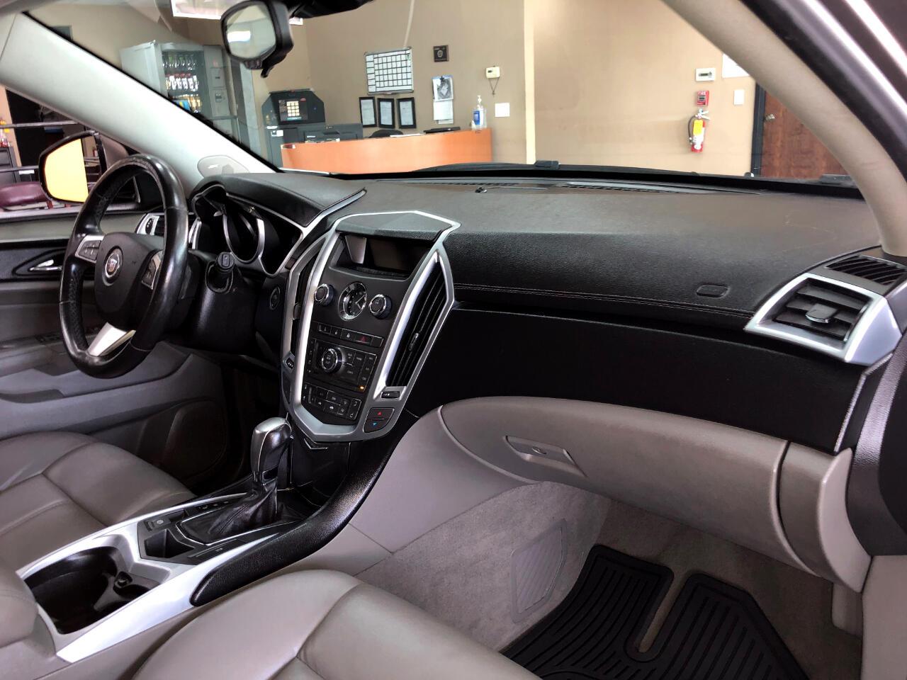 2011 Cadillac SRX FWD 4dr Base