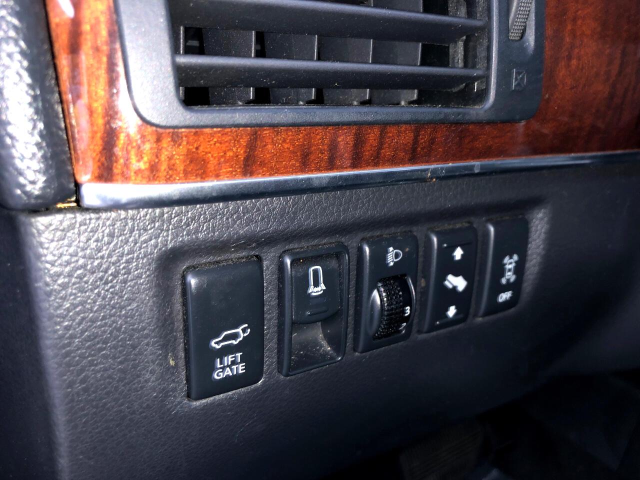 2010 Infiniti QX56 RWD 4dr