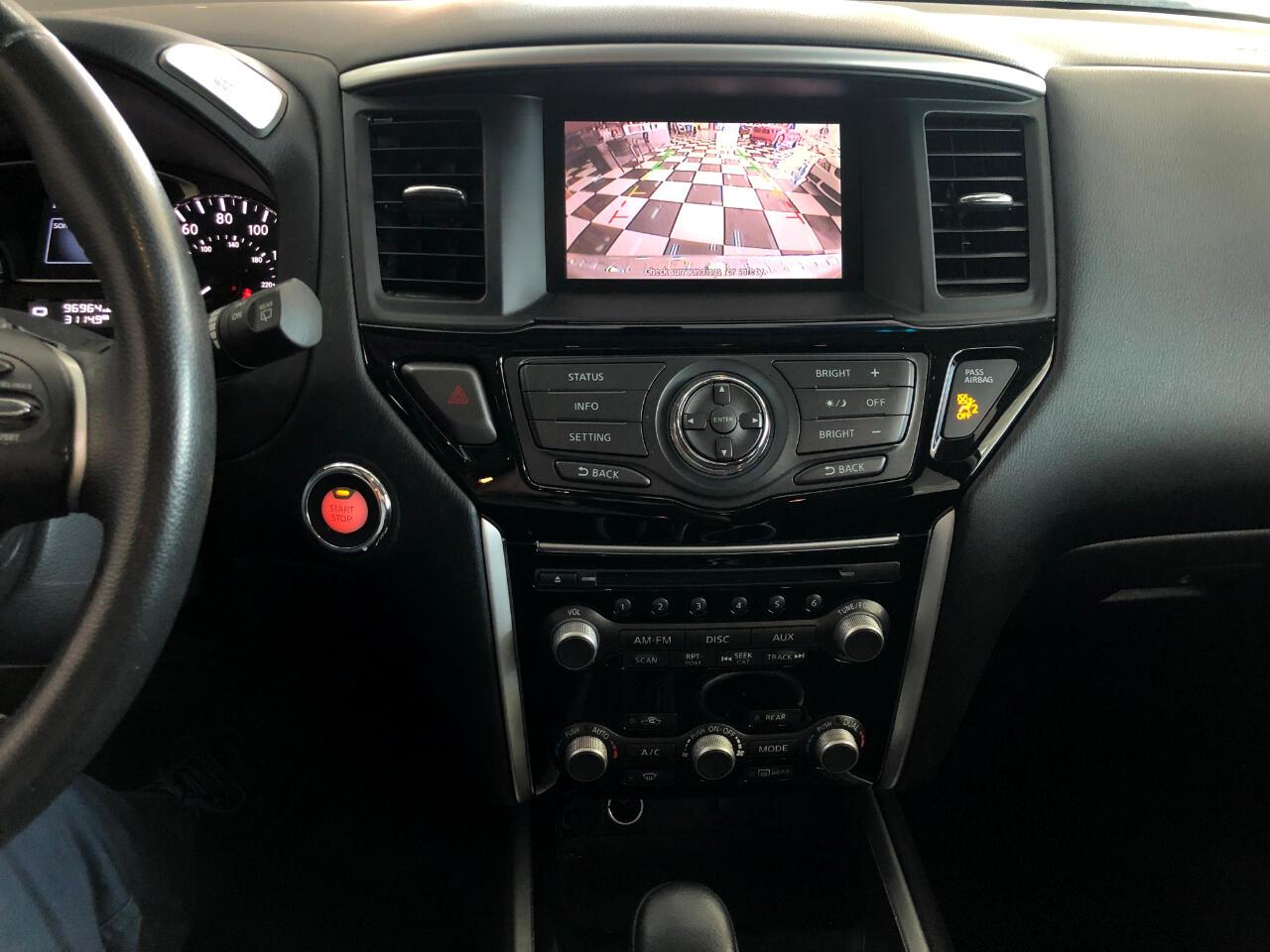 2014 Nissan Pathfinder 2WD 4dr SV Hybrid