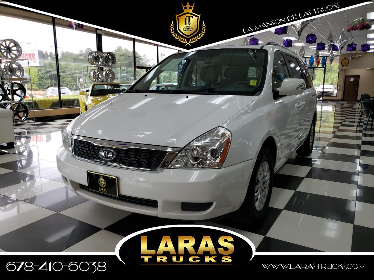 2011 Kia Sedona 4dr LWB LX