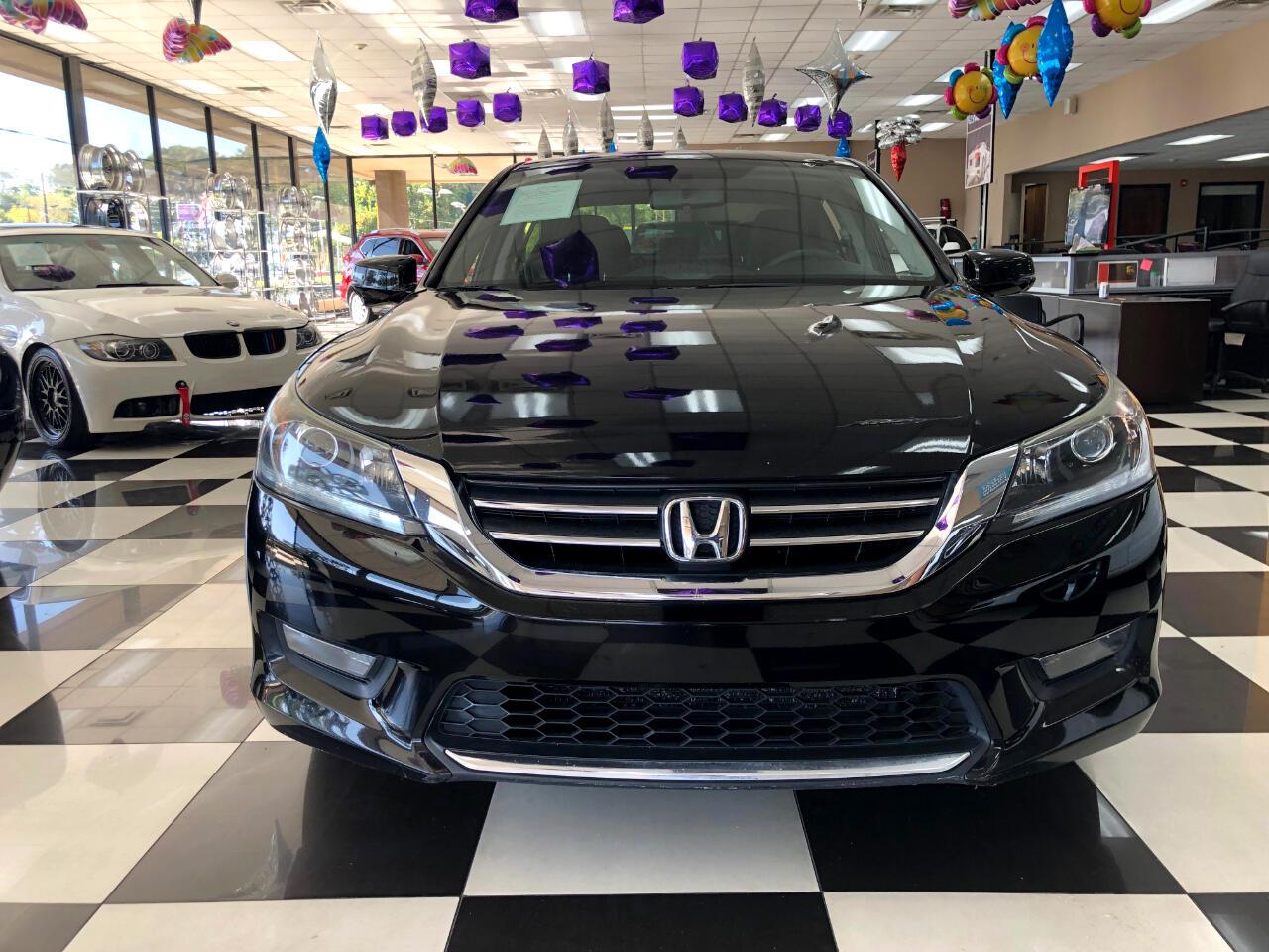 2015 Honda Accord Sedan 4dr I4 CVT EX