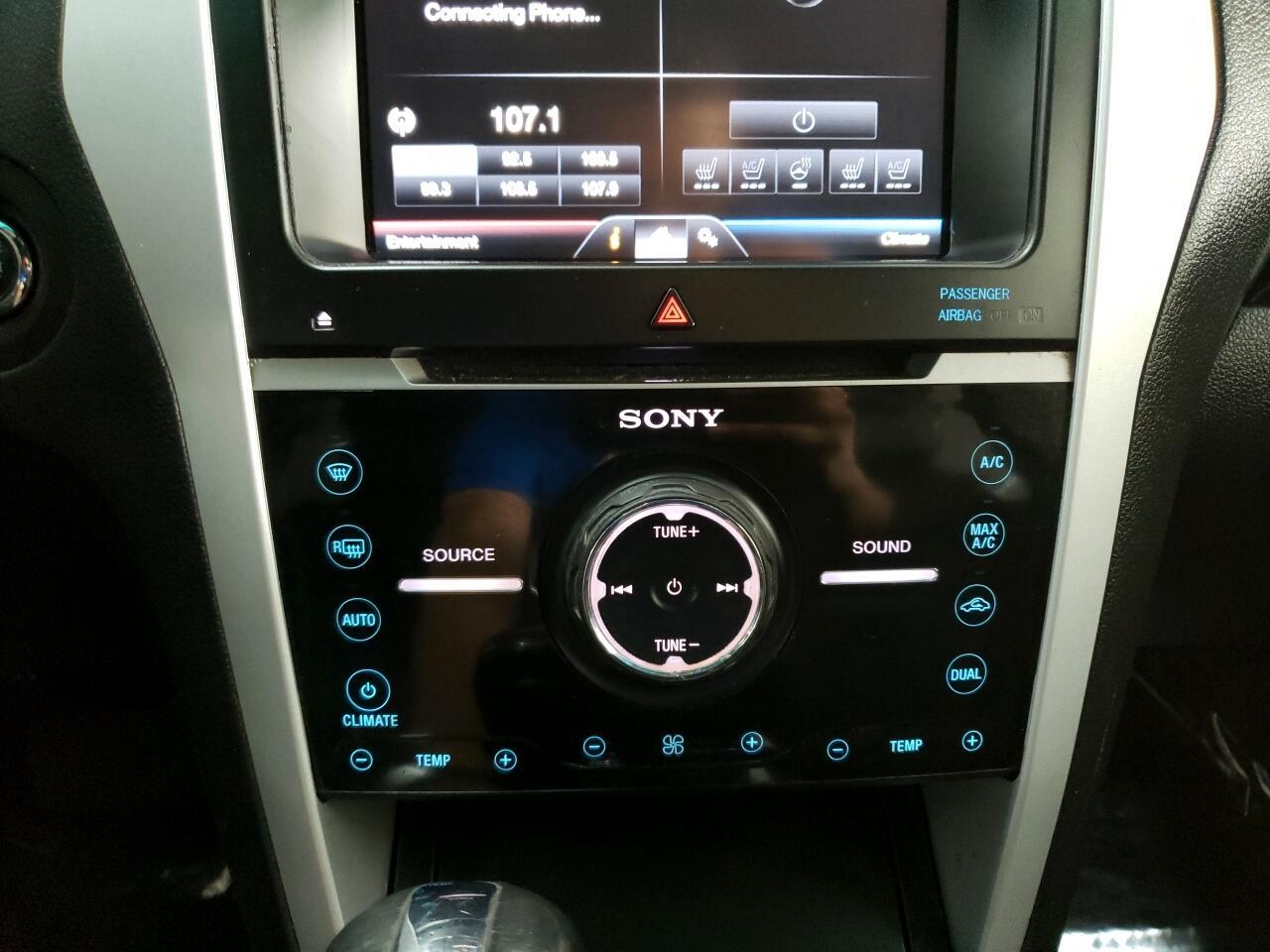 2013 Ford Explorer 4WD 4dr Limited