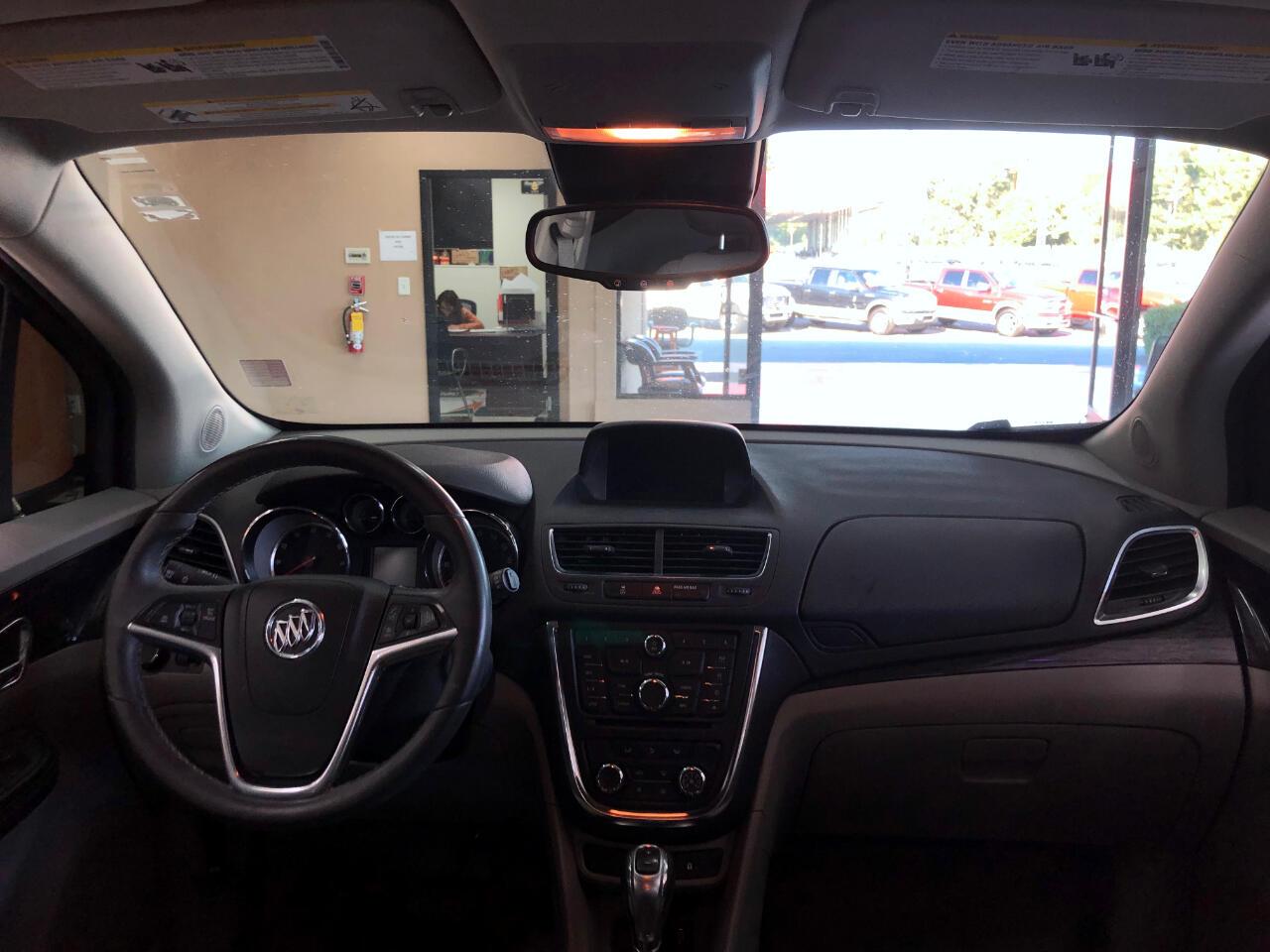 2014 Buick Encore FWD 4dr