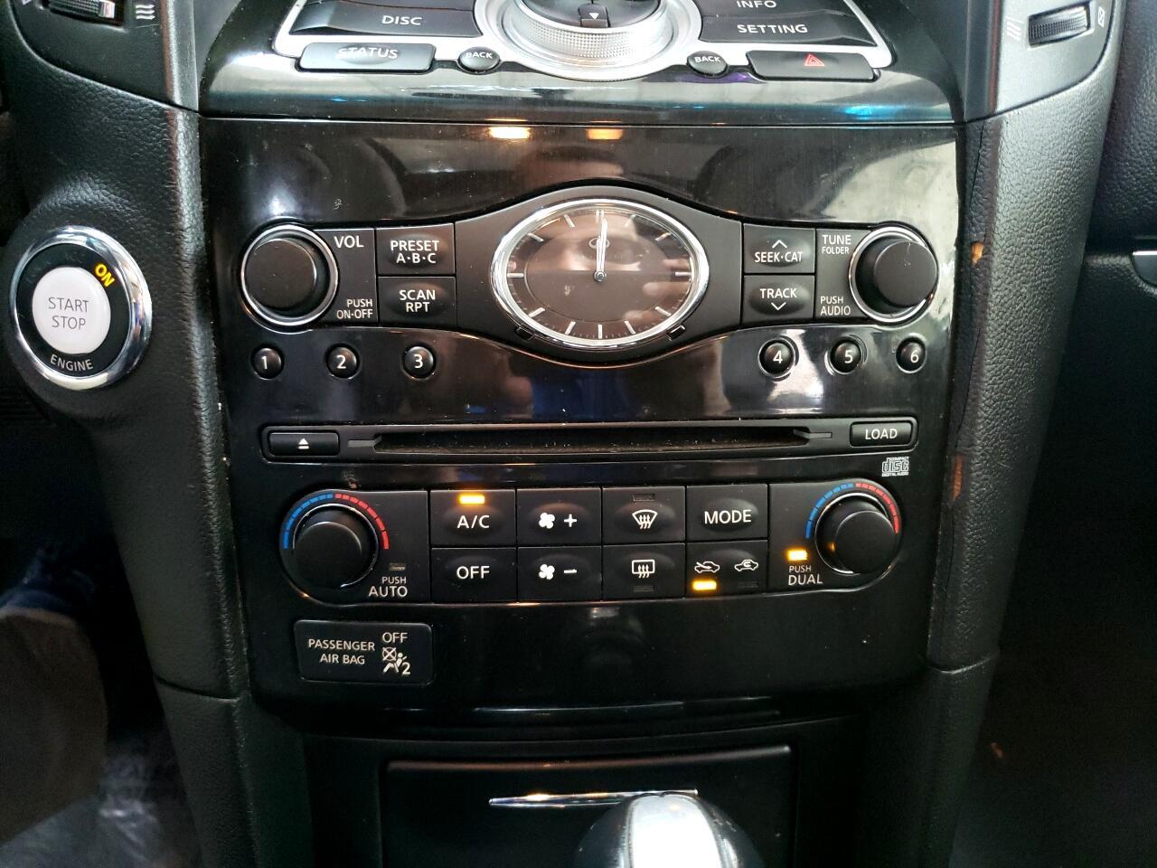 2009 Infiniti FX35 RWD 4dr
