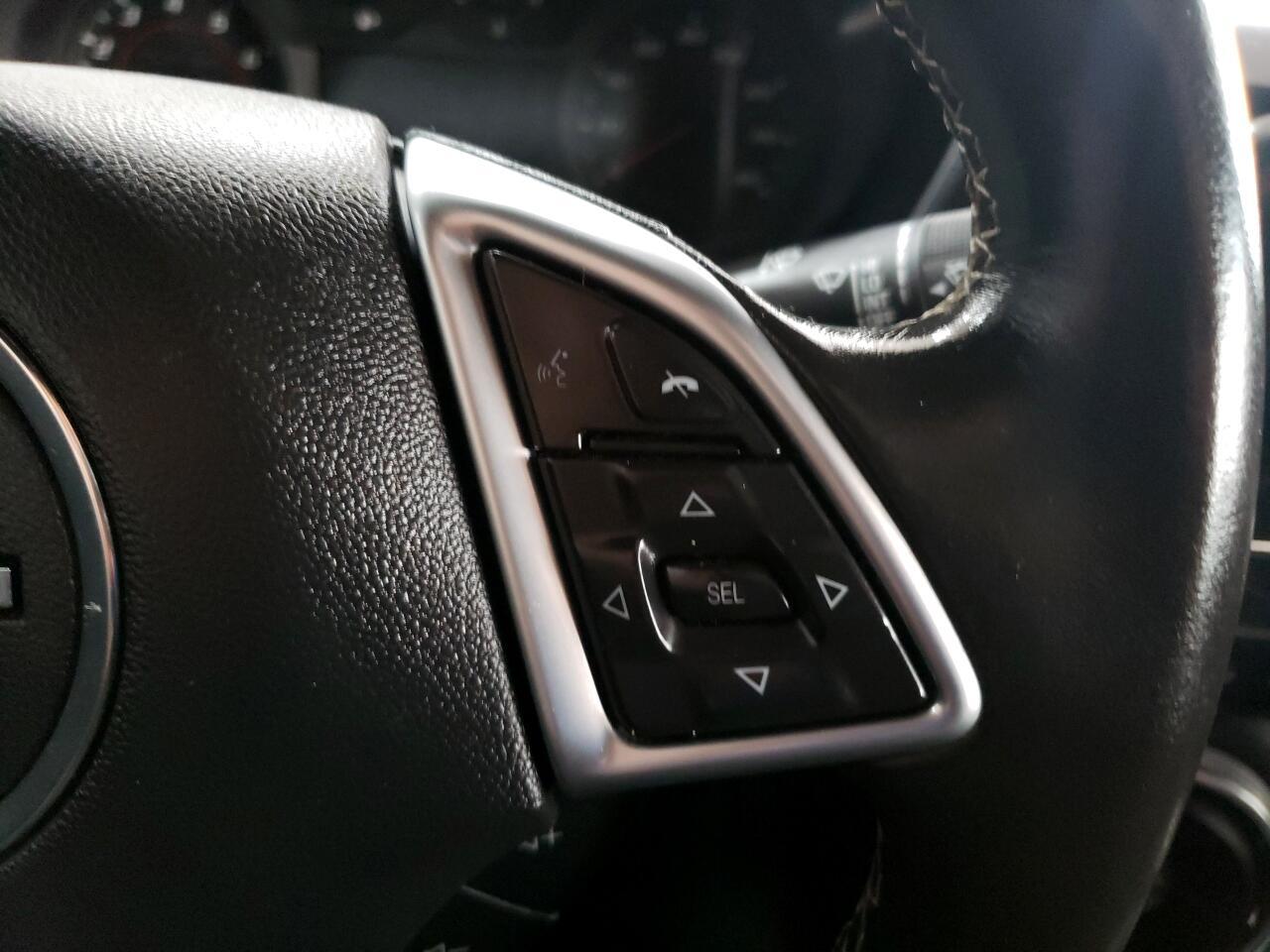 2016 Chevrolet Camaro 2dr Cpe 1LT