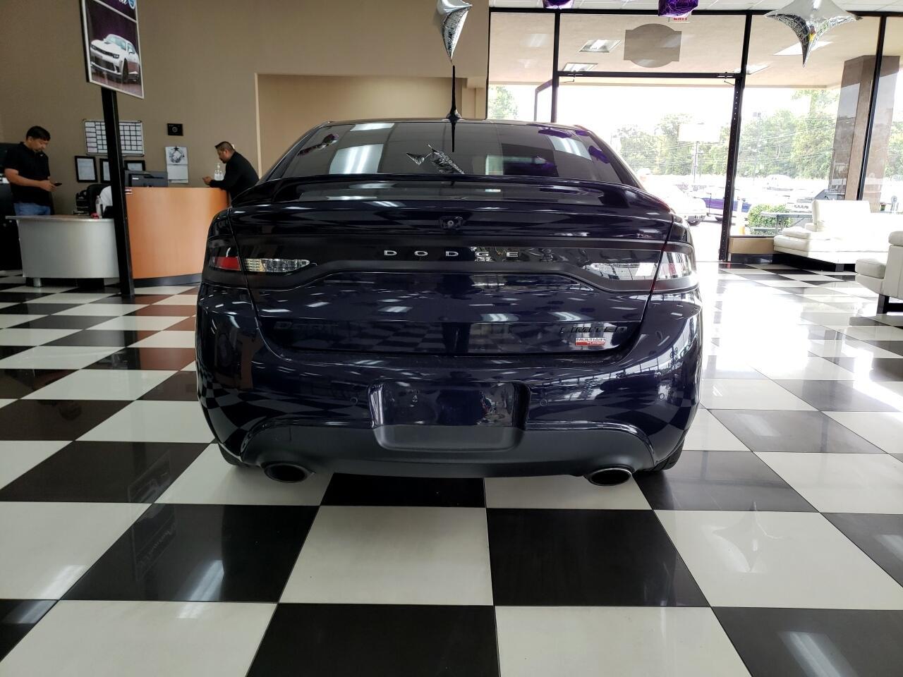 2013 Dodge Dart 4dr Sdn Limited
