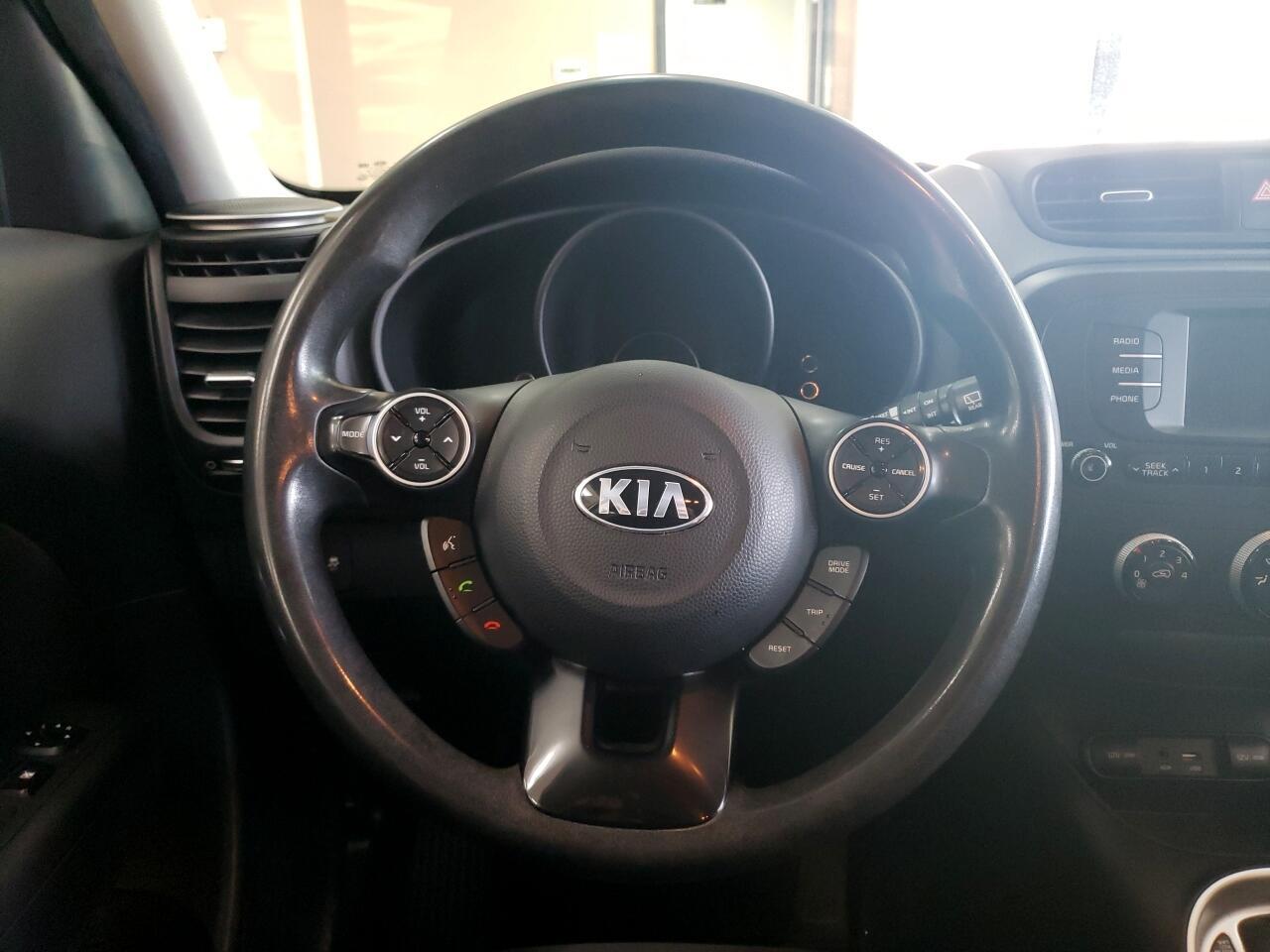 2017 Kia Soul Base Auto