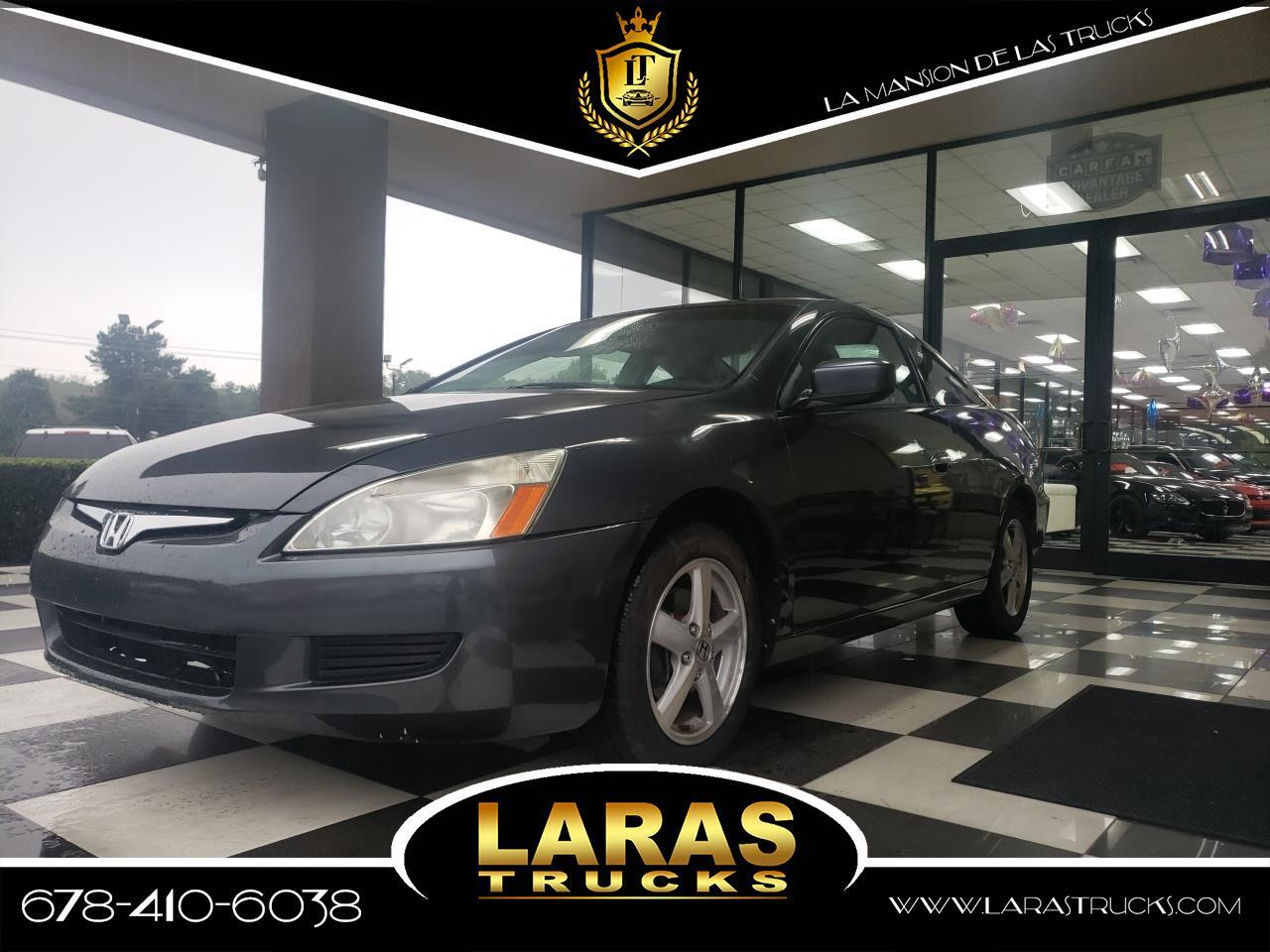 2005 Honda Accord Cpe LX SE AT