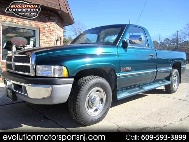 Dodge Ram 2500 LT HD Reg. Cab 8-ft. Bed 2WD 1994