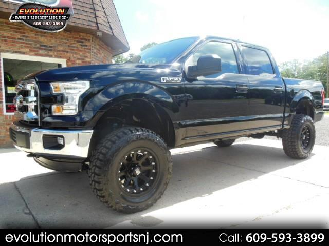 2016 Ford F-150 XLT Short Bed 4WD