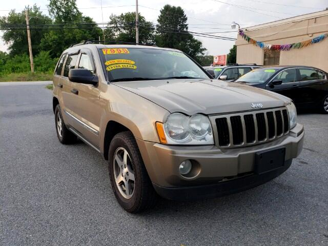 2005 Jeep Grand Cherokee Rocky Mountain Edition 4WD