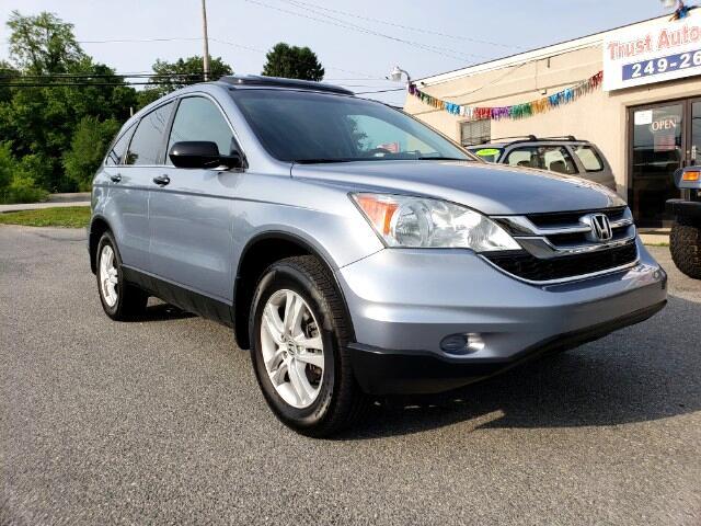 2011 Honda CR-V EX 2WD 5-Speed AT