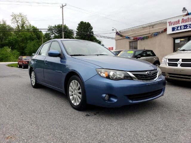 2008 Subaru Impreza premium